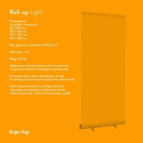 Rollup Light 120x200cm